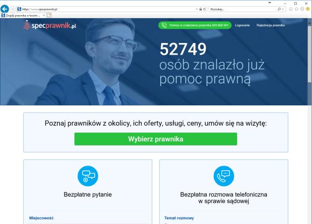 specprawnik_screen_głównej.PNG